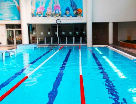 Yeşilvadi Spor Tesisi Ümraniye Yüzme Havuzu