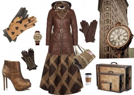 Kışlık Eldiven Stil ve Kombinleri