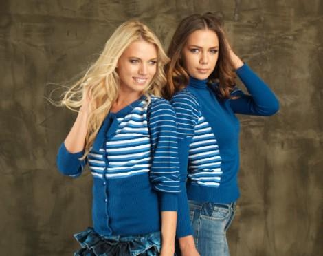 2014 Mavi Triko Modelleri