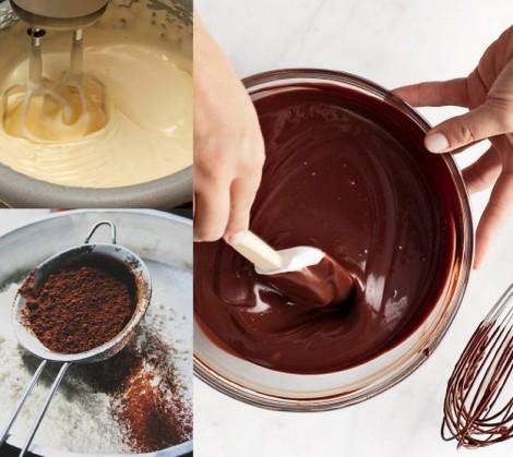 Çikolatalı Yaş Pasta