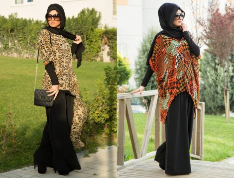 Arzu Ergen 2014 Tunik ve Elbise Modelleri