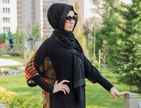 Arzu Ergen 2014 Tesettür Tunik ve Elbise Modelleri