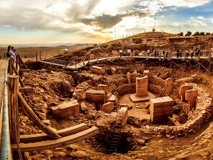 """Dünya'nın İlk Tapınak Hikayesi """"Göbeklitepe"""""""