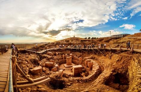 Dünya'nın İlk Tapınak Hikayesi Göbeklitepe