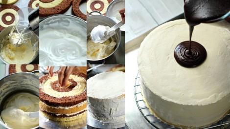 Dama Kek Nasıl Yapılır