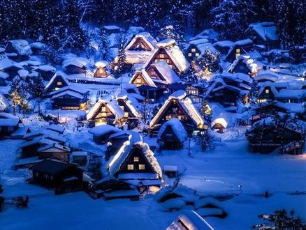 Kışın Mekânı, Dağ Evleri