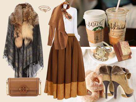 Kışın Kat Kat Giyinmeye Ne Dersiniz?