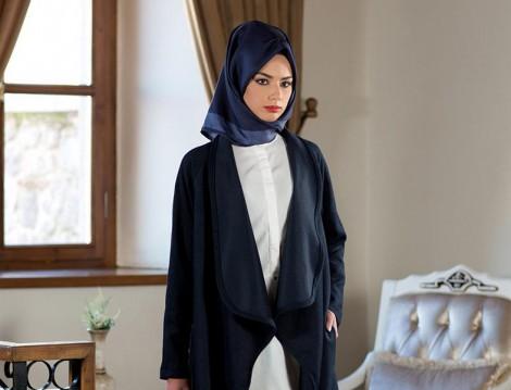 Kuaybe Gider Tesettür Giyim Modelleri 2014 Kış