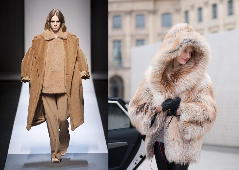 Peluş Kışlık Kaban Modelleri