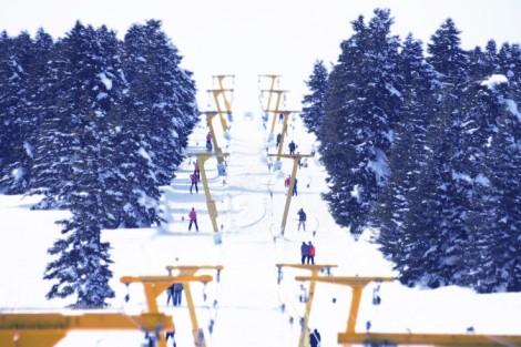 Türkiye'nin Önde Gelen Kayak Merkezlerinde Kış Tatili