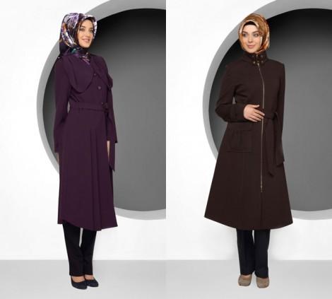 Tekbir Giyim Pardesü Modelleri