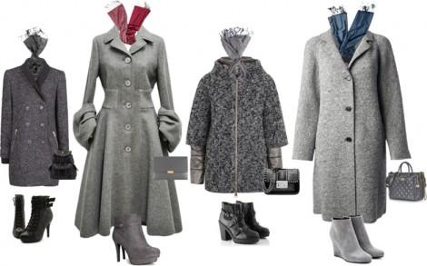 Tesettür Giyim 2014 Kış Stil Önerileri ve Kombinler