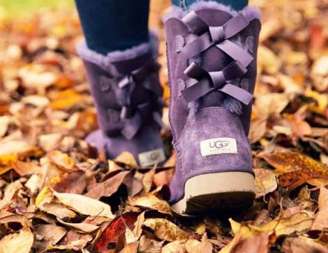 Genç Kızların Gözde Ayakkabı Modeli: Ugg