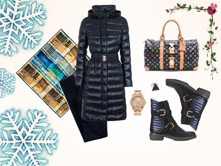 Kışlık Kaban Alışverişine Çıkmayanlara Birbirinden Şık Modeller ve Kombinler