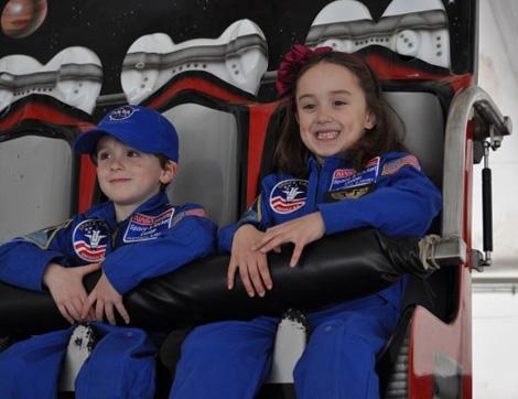 """Çocuklara En Güzel Karne Hediyesi """"Uzay Kampı"""""""