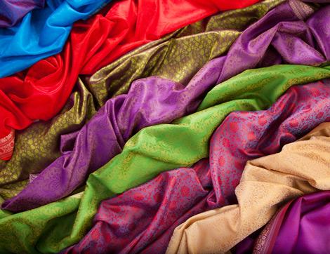2014'ün Trend Şal Renkleri