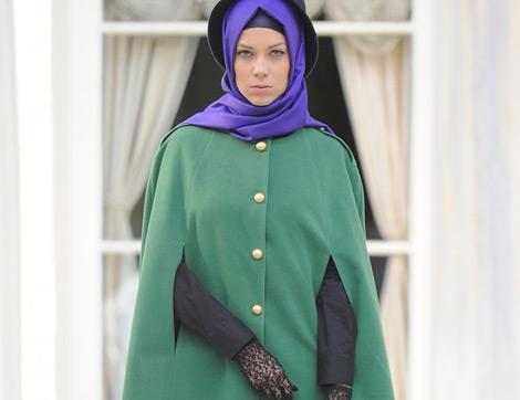 Aida Üstün 2014 Tesettür Giyim Koleksiyonu