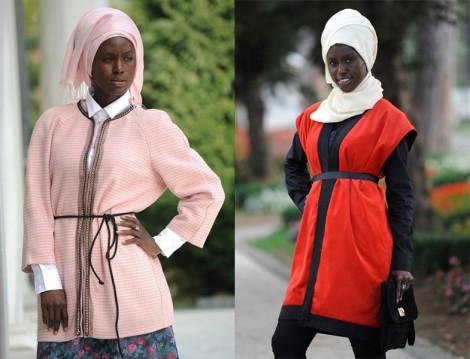 Aida Üstün Tesettür Giyim Modelleri 2014