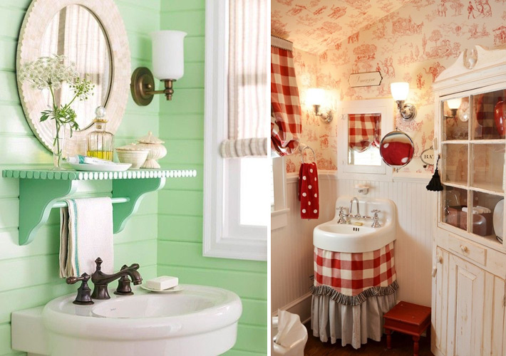 Banyo dekorasyon nerileri - Banyo dekorasyon ...