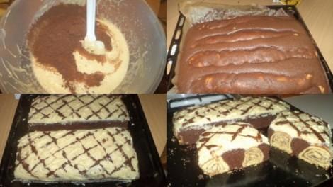 Bu Tarif Bir Başka; Kek ve Çörek Bir Arada