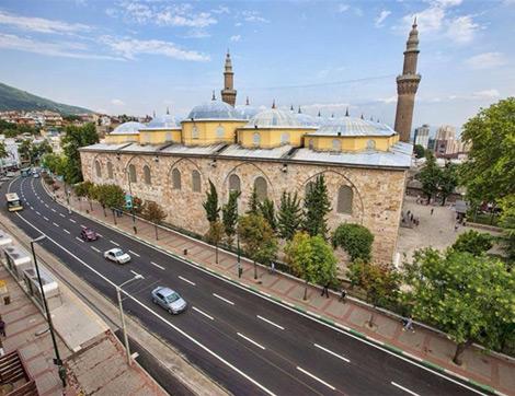 Bursa'nın Aşka Açılan Kapısı Ulu Camii