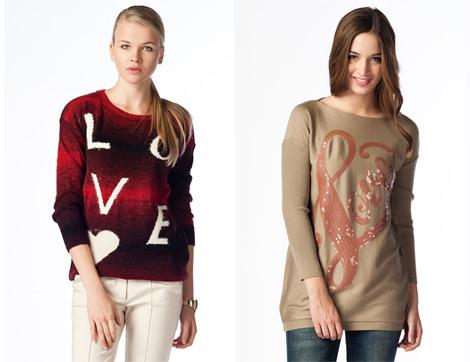 Desenli ve Çizgili Triko Modelleri Nasıl Giyilir?
