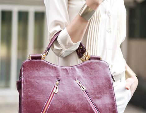Çantalarınızla Uyumlu Kombinler Oluşturun!