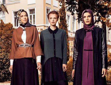 Kayra'dan Sezona Özel Elbise ve Tunik Modelleri