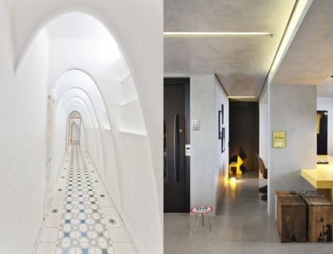 Koridor Dekorasyon Önerileri