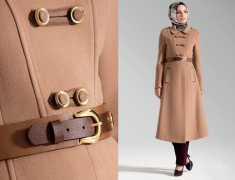 Nihan Giyim Pardesü ve Kaban Modelleri 2014