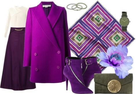Pantone 2014 Yılının Rengi Parlak Orkide Moru