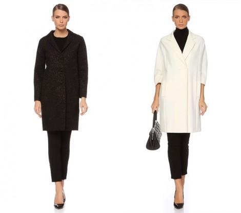 Roman Kışlık Kaban Modelleri 2014