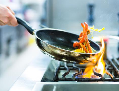 Sağlıklı Yemek Pişirme ve Hazırlama Yöntemleri