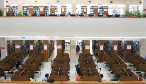 Türkiye'nin En İyi 10 Kütüphanesi