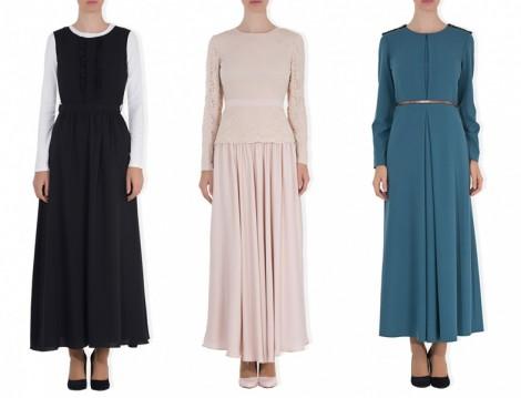 Tesettür Giyim Modelleri 2014 İndirimleri
