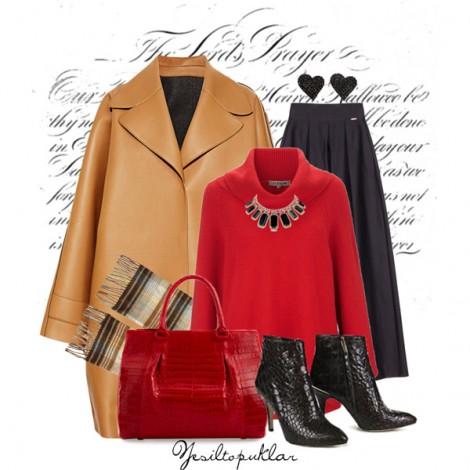 Günlük Tesettür Giyim Kombin Önerileri