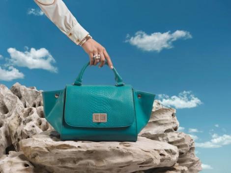 2014 İlkbahar Yaz Trendi Shopper Çantalar