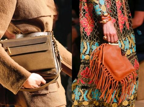 2014 İlkbahar Yaz Trendi Püsküllü Çantalar