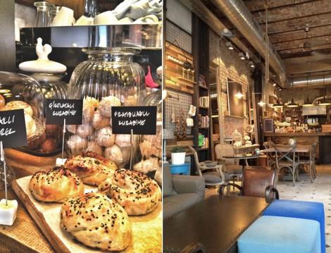 Alkolsüz Mekan Önerileri İstanbul Ops Cafe Beyoğlu