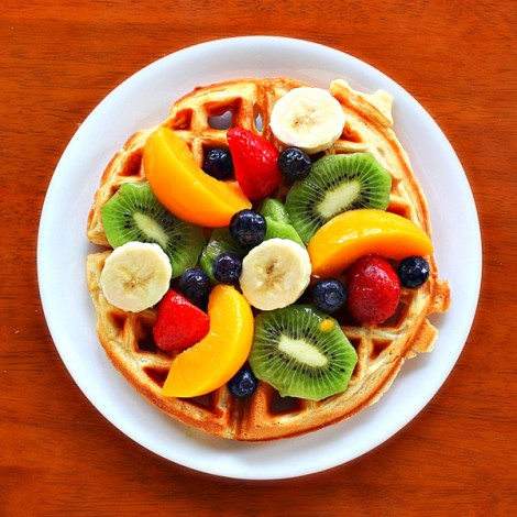 Alkolsüz Mekanlar Abbas Waffle