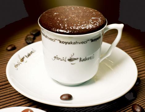 Muhabbetin En Koyusu Gönül Kahvesi'nde