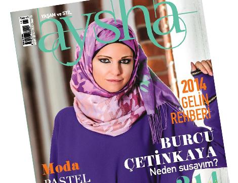 Aysha Dergi Mart Sayısını Kadınlara Atfetti