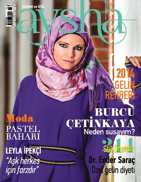 Aysha Dergi Mart Sayısı