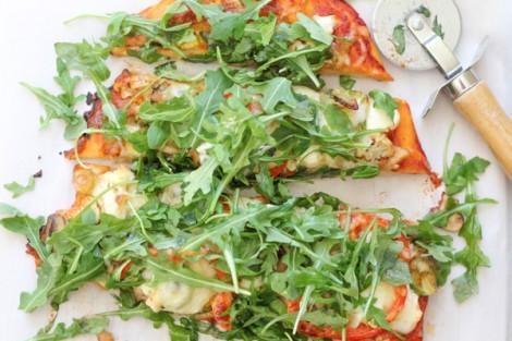En Sağlıklı Pizza Tarifi