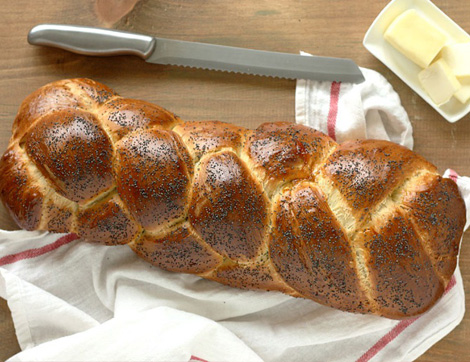 Haşhaşlı Paskalya Çöreği Tarifi