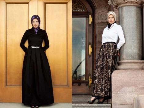 Dünyaca Ünlü Haute Hijab Yeni Koleksiyonuyla Bahara Göz Kırpıyor