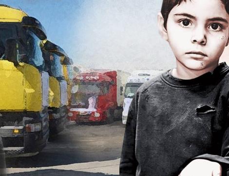 23 Şubat'ta Suriye için, 200 Yardım TIR'ı Daha Yola Çıkmaya Hazırlanıyor