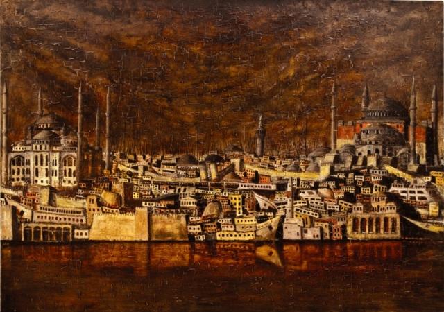 Masallar Şehri İstanbul Ali Balkan