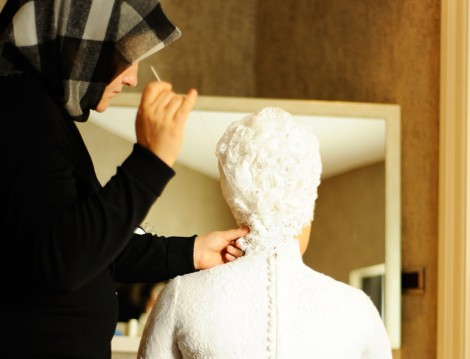 Merve Dağlı Nişanlık Gelinlik ve Gelinbaşı Önerileri