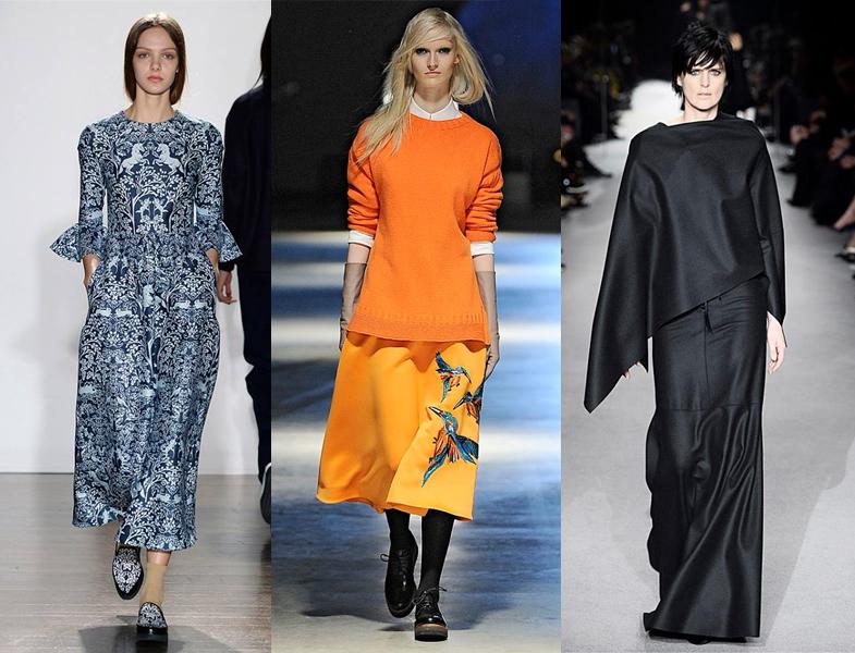 Modacı Esin Ertan'dan Londra Moda Haftası İzlenimleri
